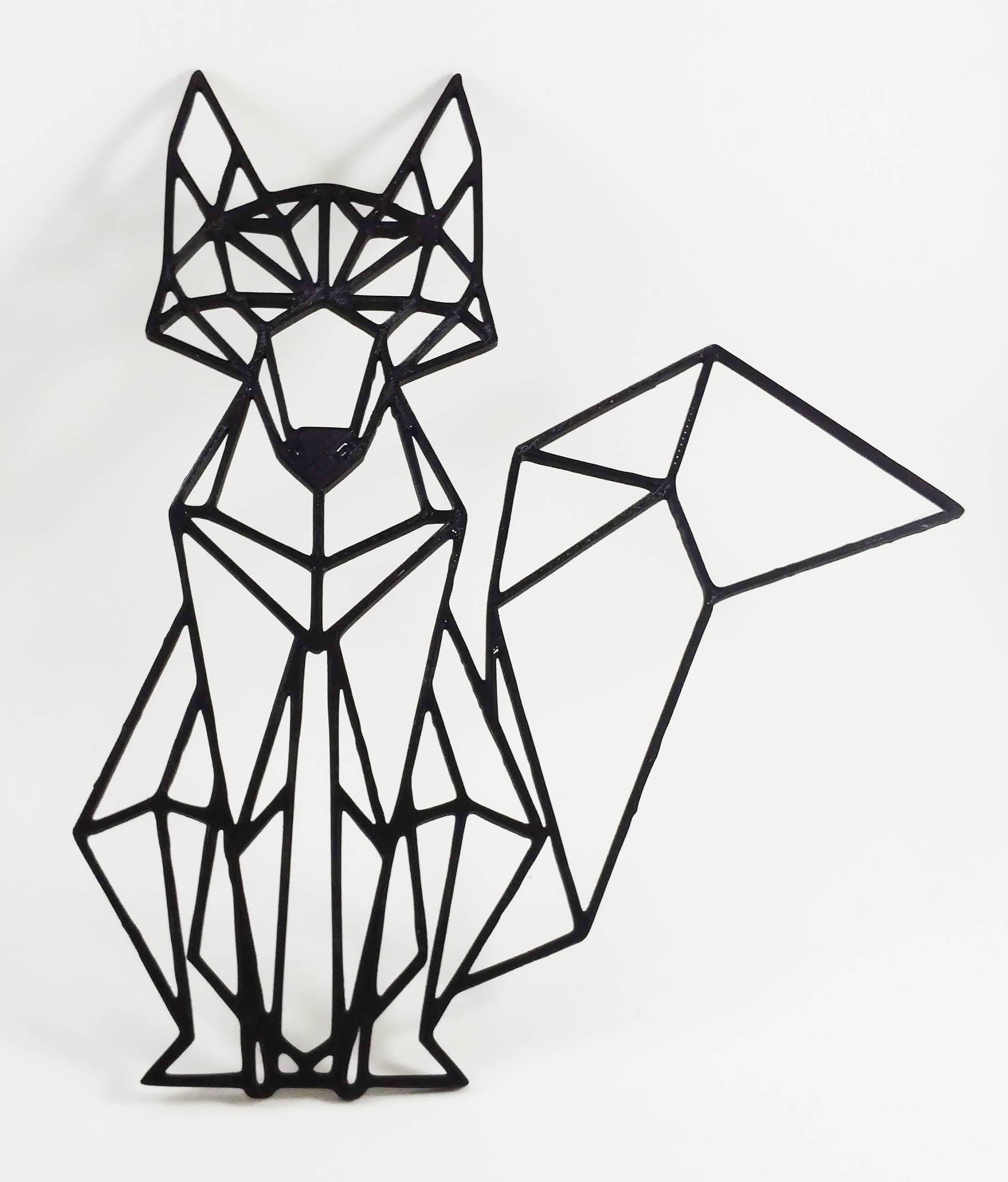 Raposa Geométrica